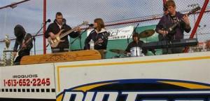 Brockville Ontario Speedway - Band