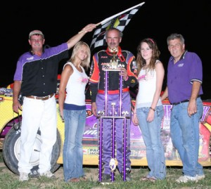Billy Moyer - 2008 Lake Ozark Speedway SN