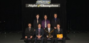 2010 Mr DIRTcar 358 leaders