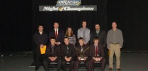 2010 Mr. DIRTcar Sportsman Leaders
