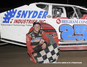 Erick Rudolph wins at Humberstone July 1, 2014