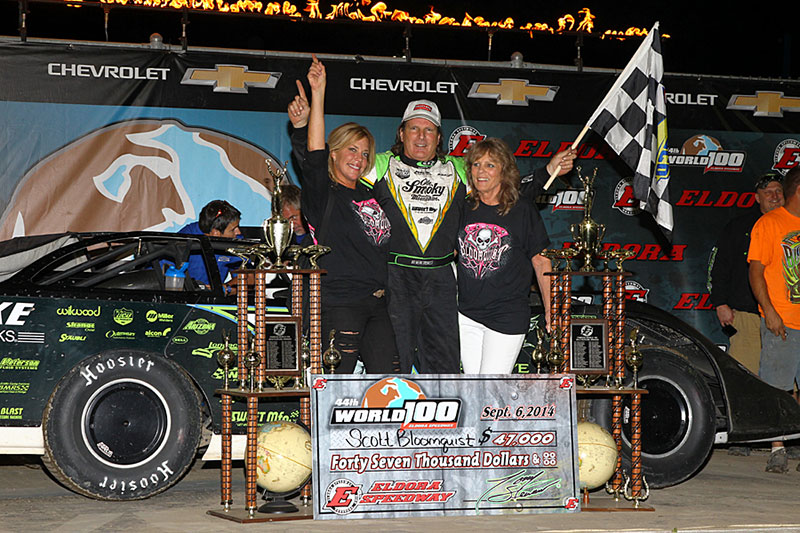 Scott Bloomquist - Mike Ruefer photo